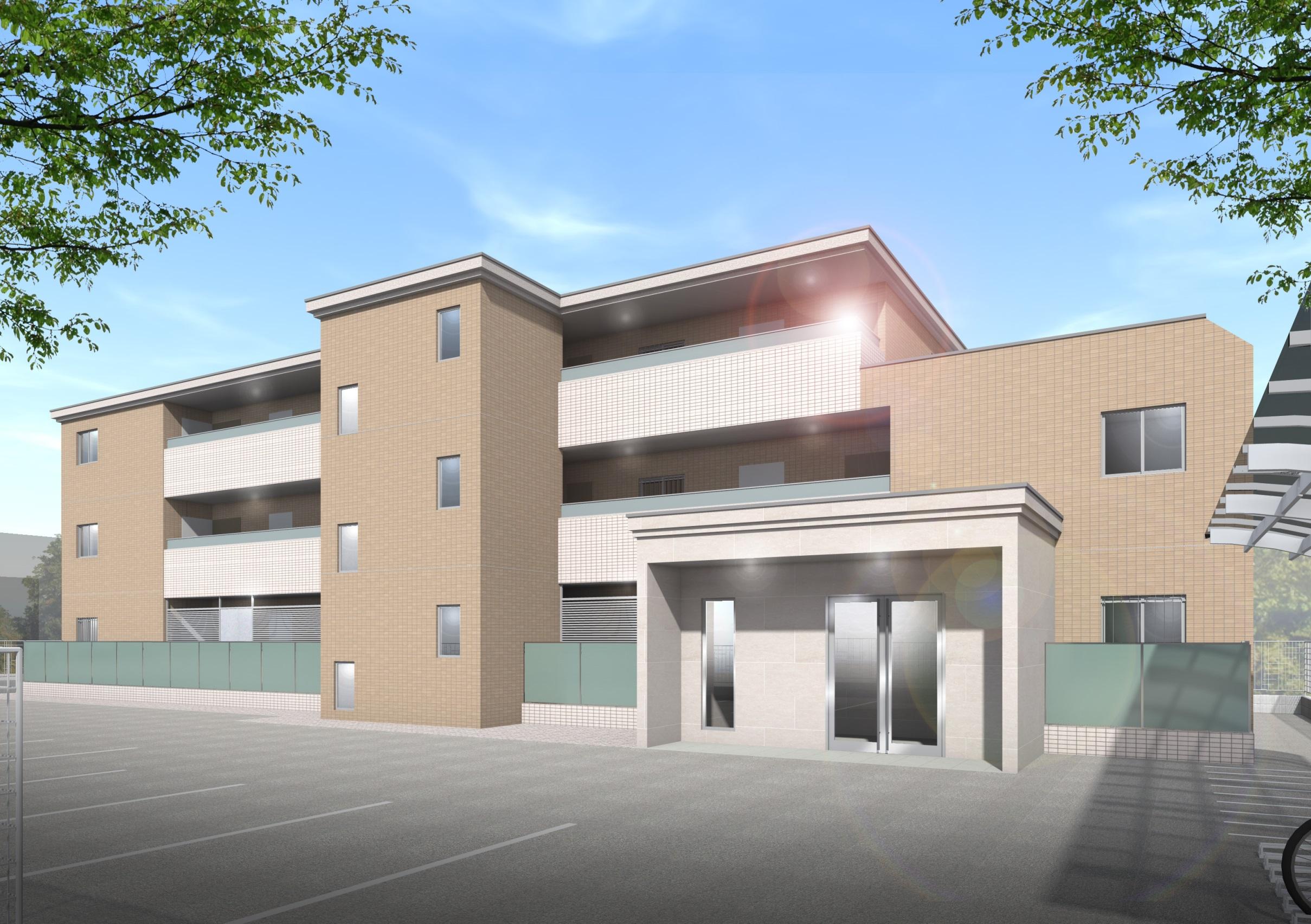(仮称)梶ヶ谷5丁目マンションⅡ新築工事