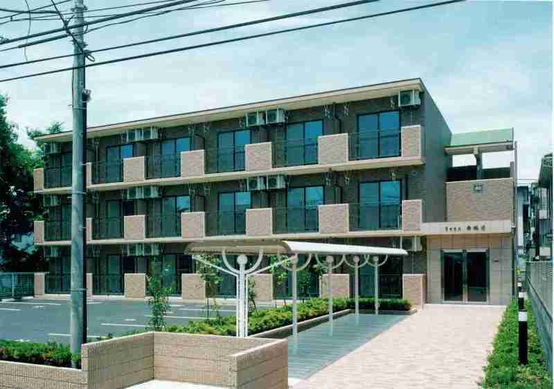 Bear南林間<br /> 2002年6月竣工<br /> 3階・1K(18戸)