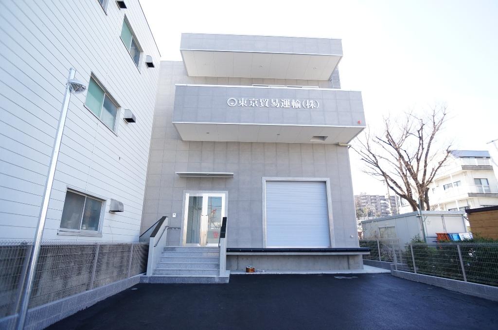 東京貿易運輸株式会社 横浜支店