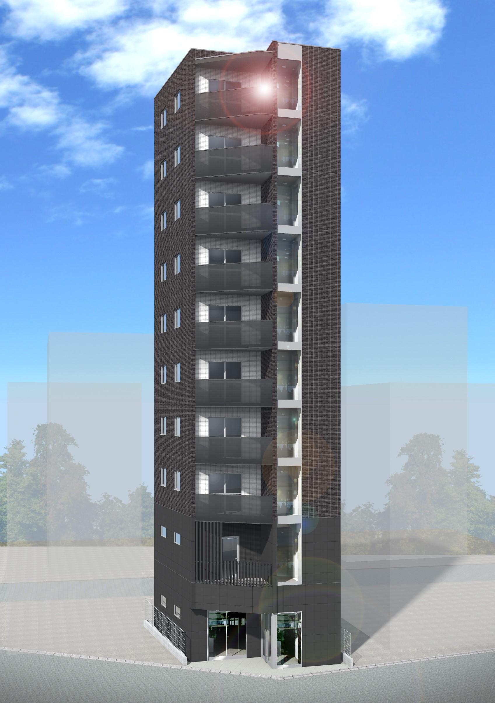 (仮称)市谷柳町プロジェクト新築工事