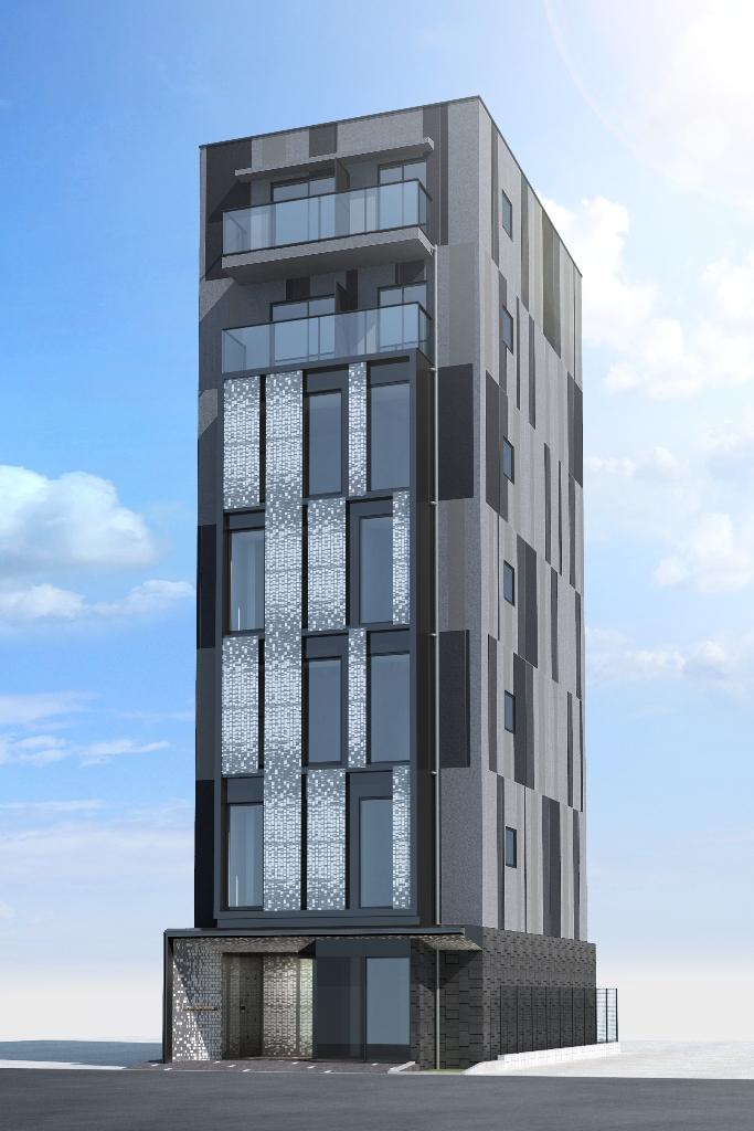 (仮称)台東区台東1丁目プロジェクト新築工事