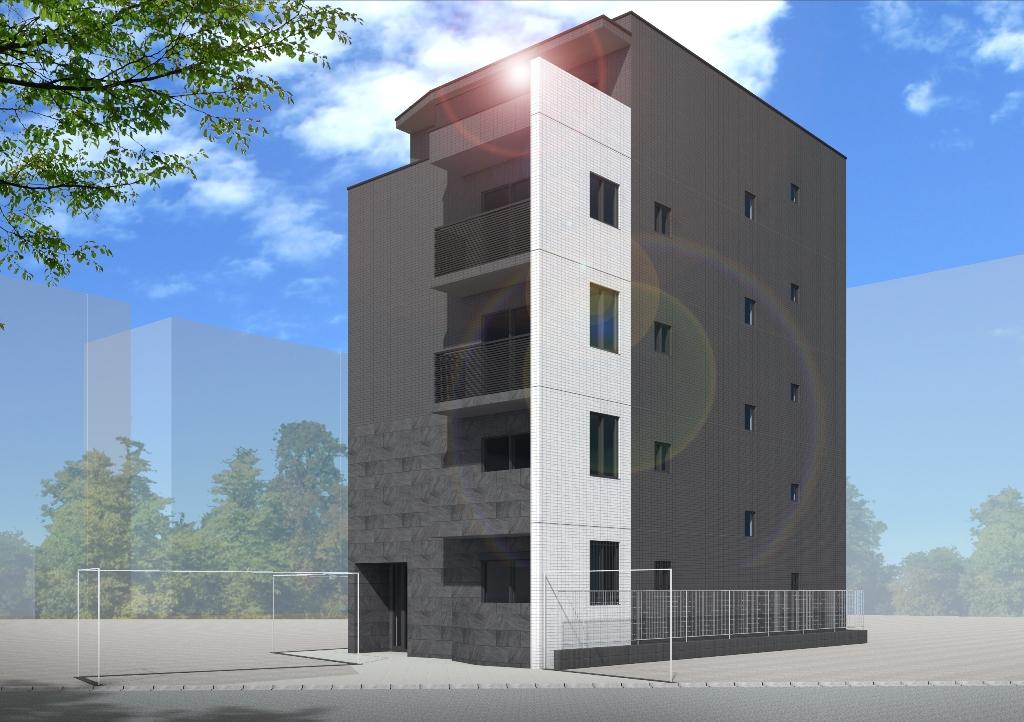 賃貸マンションの構造見学会
